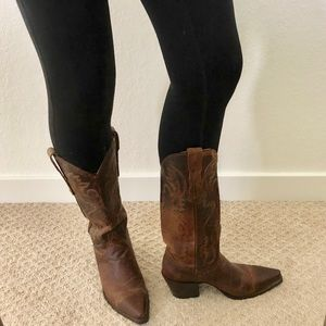 Dan Post Women's Cowgirl Boots, Size 7